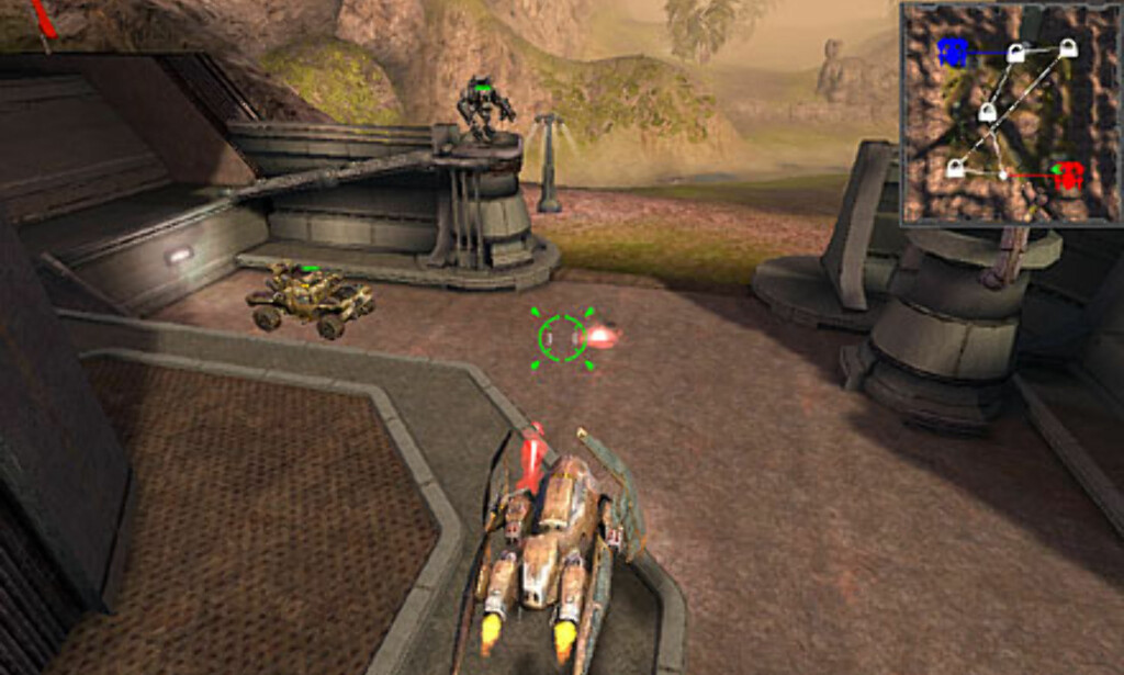 image: Unreal Tournament 2004 i bilder