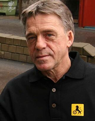 BILEKSPERT: Kommunikasjonsrådgiver Jan Ivar Engebretsen i NAF. Foto: NAF