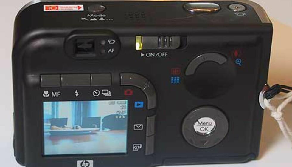 HP lanserer Photosmart R707