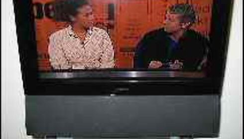 TVen i bruk: Bildekvalitet