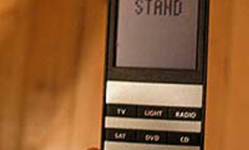 Med Stand i displayet er det enkelt å vri TV-skjermen.
