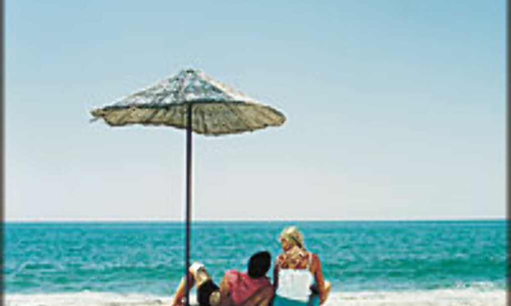 Drømmer du om sol og sommer i vinterferien? Løp og kjøp!