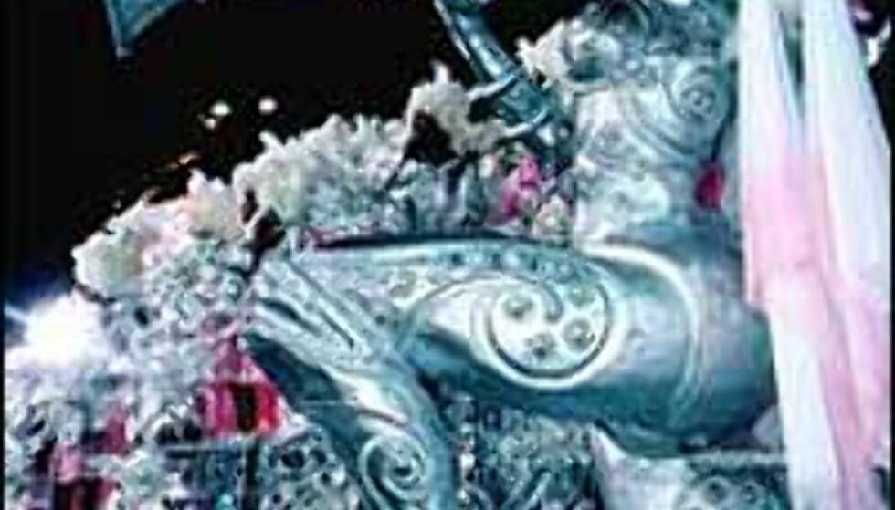 I Rio er det proffene som rår i paradene.