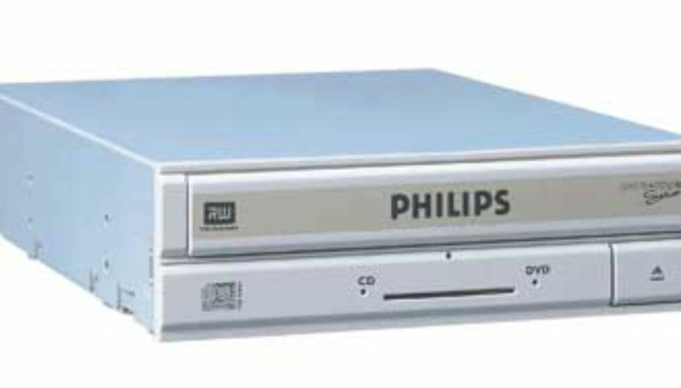 Philips klar med dobbel DVD-kapasitet