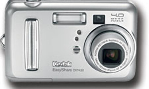 image: Fire nye kameraer fra Kodak