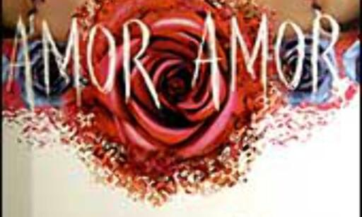 Til og med parfymereklamene lar deg ikke glemme at Roma = Amor, og lover deg en lidenskapelig uke. Foto: www.photito.com