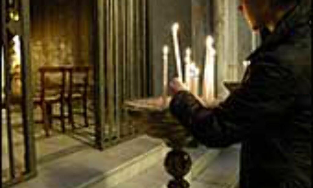 Vatikanet er vakkert, men må deles med mange andre. Oppsøk heller tomme kirkerom der dere kan være alene med stemningen. Foto: www.photito.com