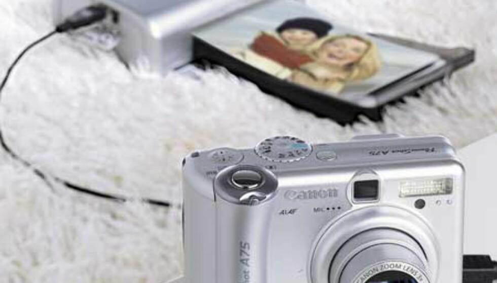 Store bilder av kameraene