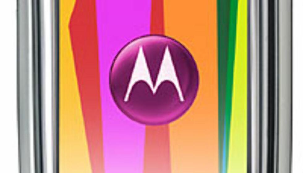 Motorola med mobil-storslepp