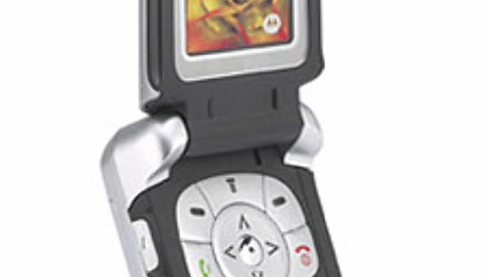 De nye Motorola-telefonene