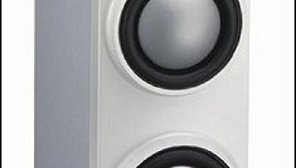 Siba: Sony SAWD200 4990.-  Kompakt design  200 Watt digital forsterker innebygget 2 x 13,5 cm SONY dome bass drivers
