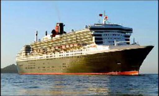 Like lang som 41 London-busser. Vi tar av oss hatten for Queen Mary den annen.