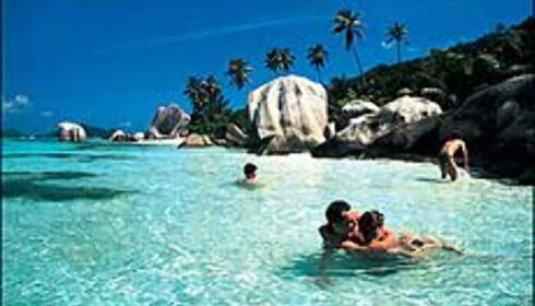 Flere norske par har giftet seg på Mauritius og Seychellene (bildet): Foto: Magellan Tours Foto: Magellan Tours