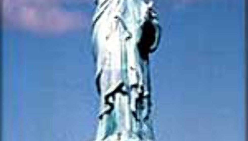 Frihetsgudinnen er et symbol som ikke lenger er tilgjengelig for turister. <I>Foto: (c)NYCVB</I> Foto: (c)NYCVB
