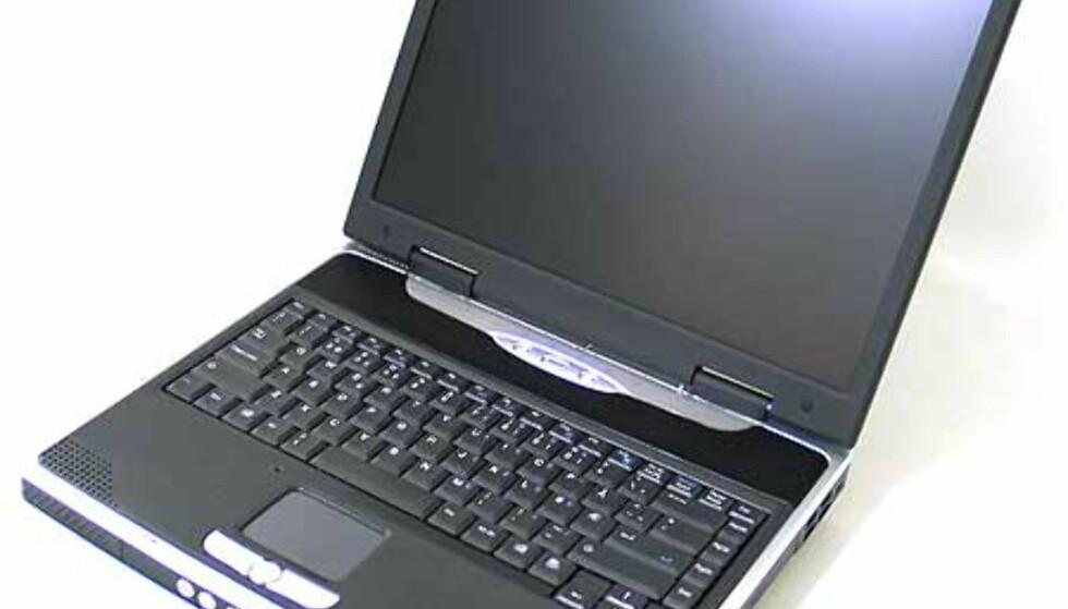 Store bilder av PCen