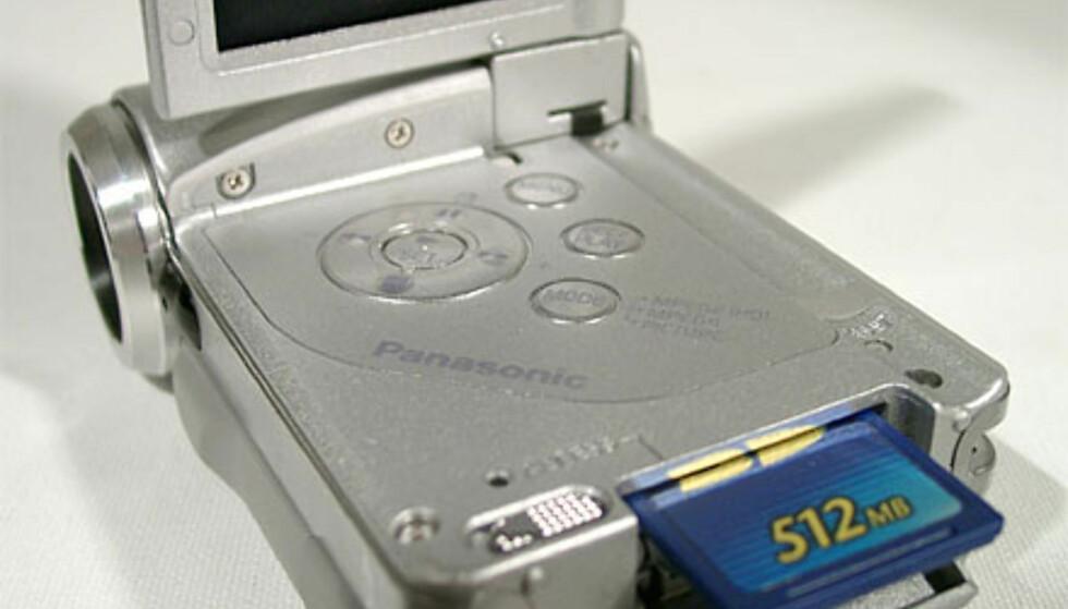 Bilder av Panasonic AV100