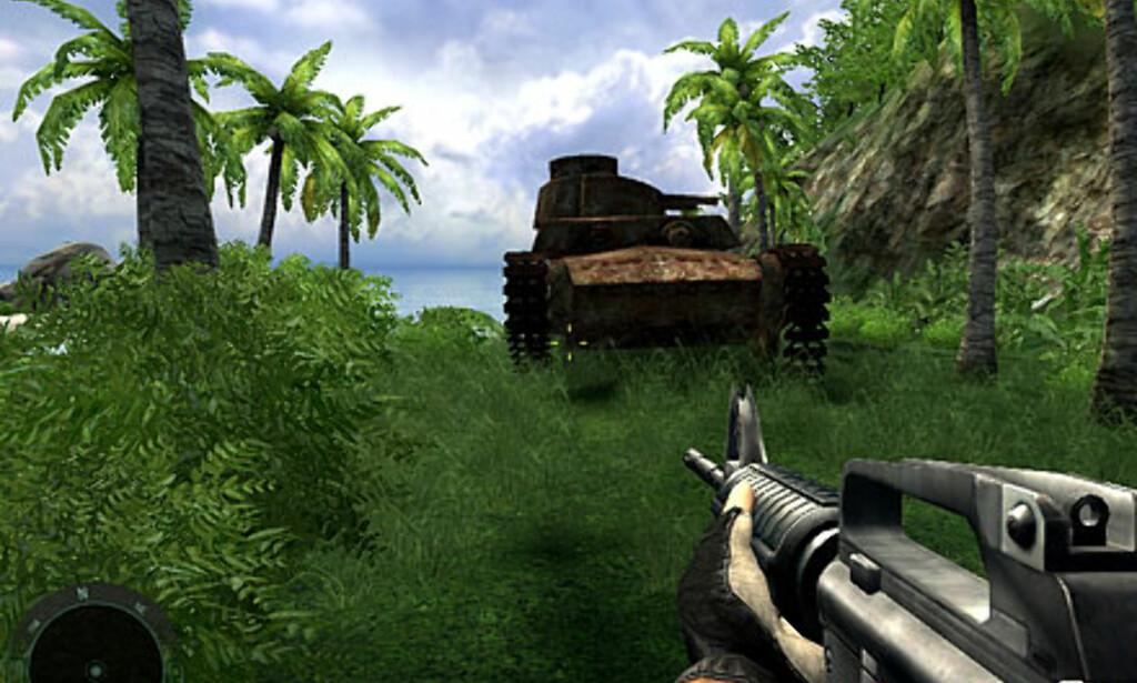 image: Far Cry-skjermbilder