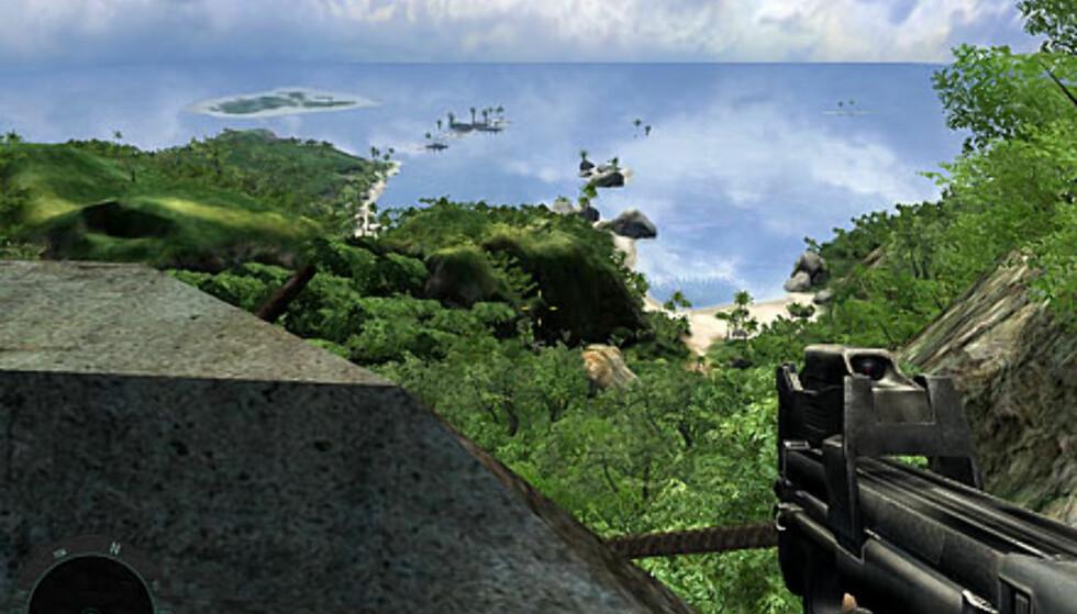 Far Cry-skjermbilder