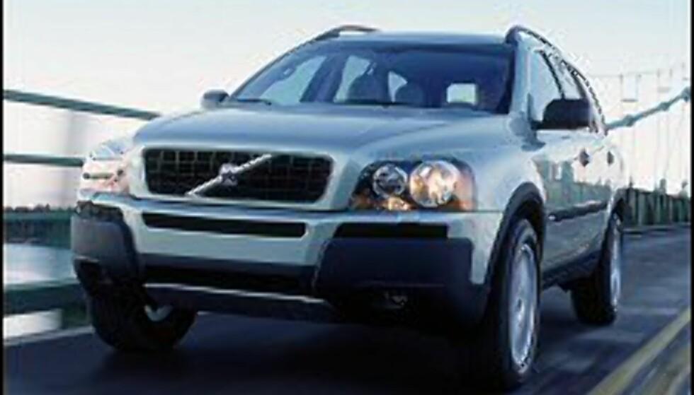 Volvo med V8-motorer