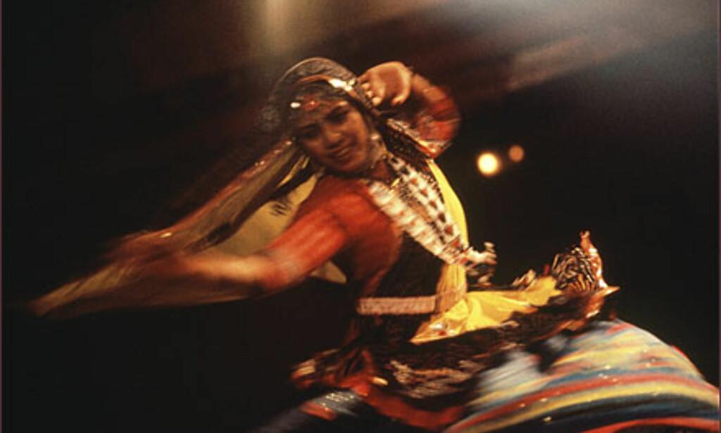 Dans som kulturelt uttrykk er en viktig ingrediens i Forum 2004. Foto: Forum