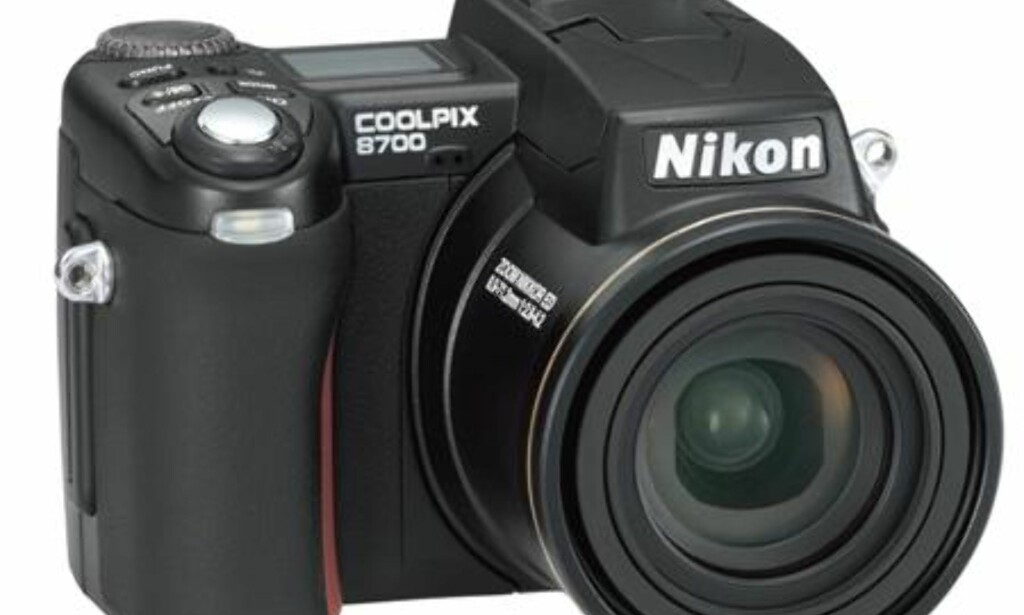 image: Store bilder av kameraet