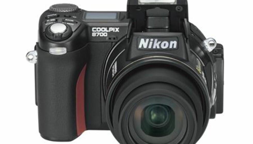 Store bilder av kameraet