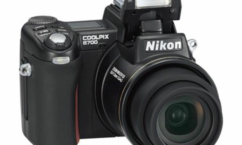 image: Nikon klar med Coolpix 8700