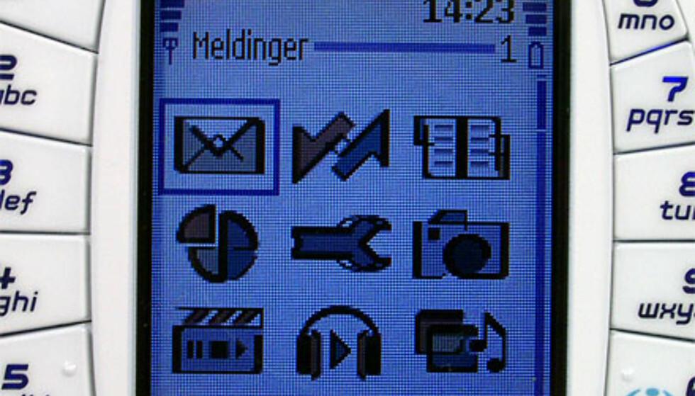 Nokia 7600 fotoalbum