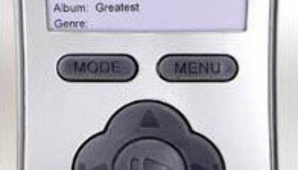 Nå kommer MP3-spillerne med WLAN