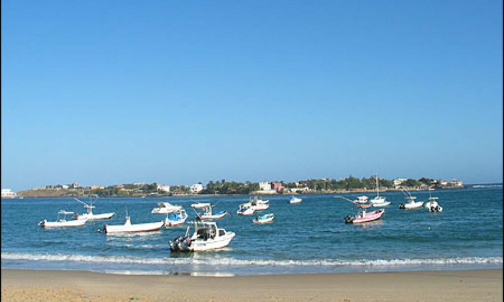 Dakar befinner seg på en halvøy, med Atlanterhavet som nærmeste nabo. Mulighetene er enorme for den som er glad i fiske.