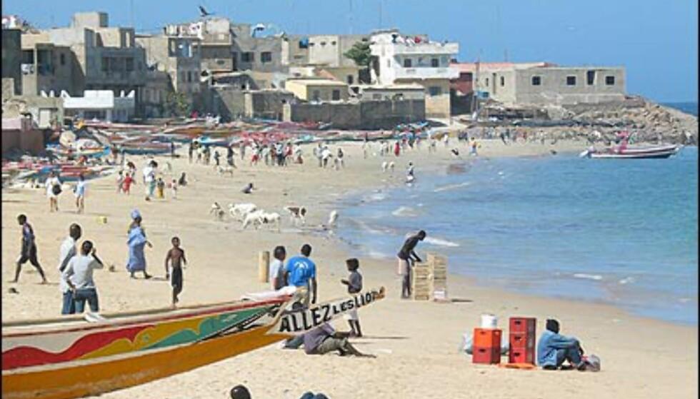 I motsetning til lille Gambia, som nesten splitter Senegal i to, har ikke Senegal klart å tiltrekke seg så mange turister. Men potensialet er stort - blant annet ligger milevis med strender og venter på vestlige soltilbedere.