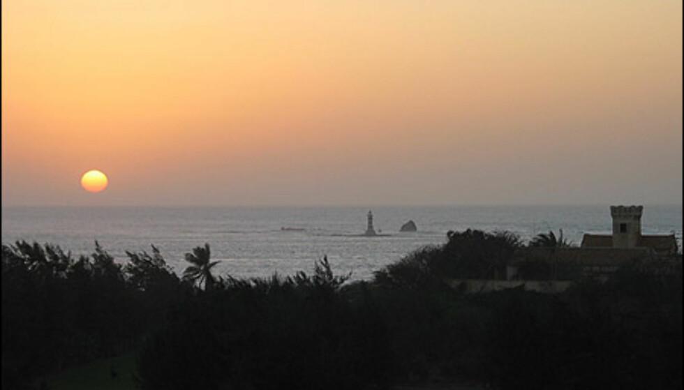 Reiser du til Senegal er du nærmest garantert sol fra oktober til juni.