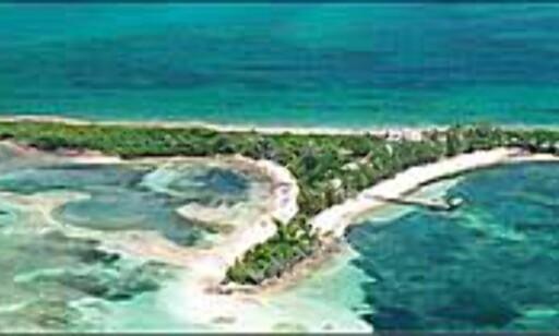 Bonefish Quay utenfor Bahamas.  Fra Goin2travel Foto: Goin2travel