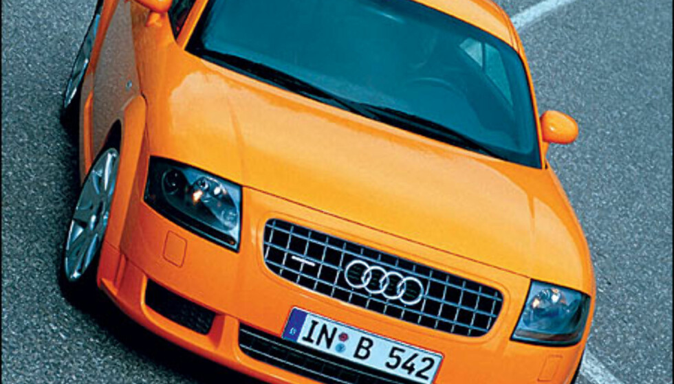 Store bilder Audi TT