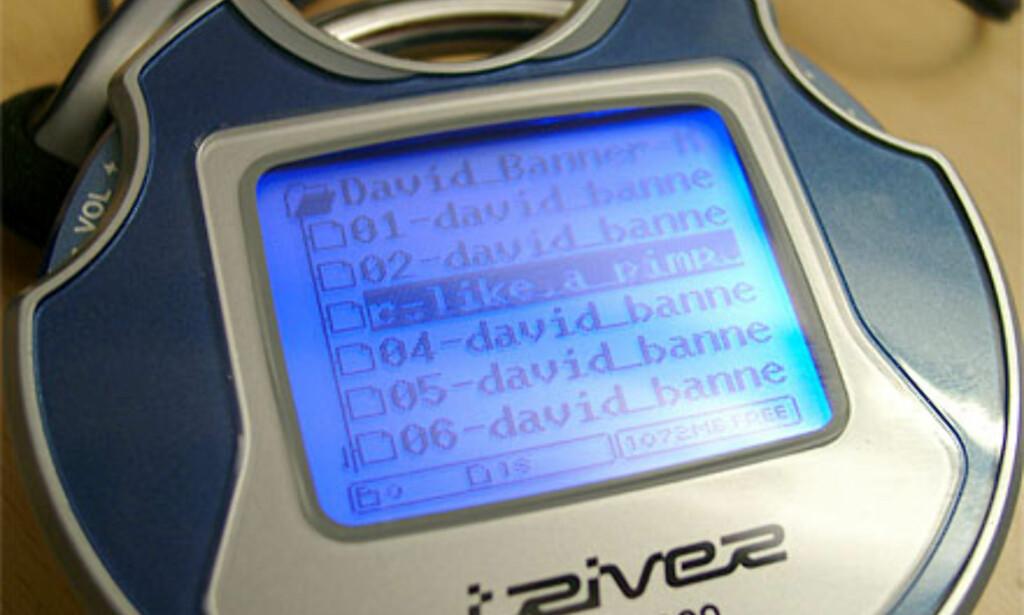 image: iRiver IGP-100