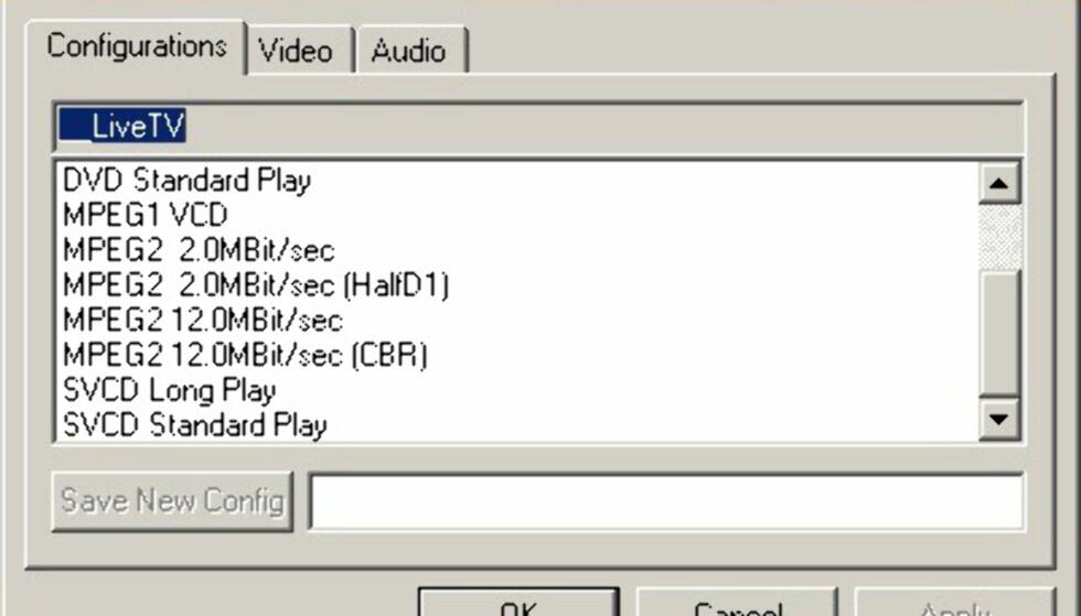 USB: Hauppauge WinTV PVR 2.0