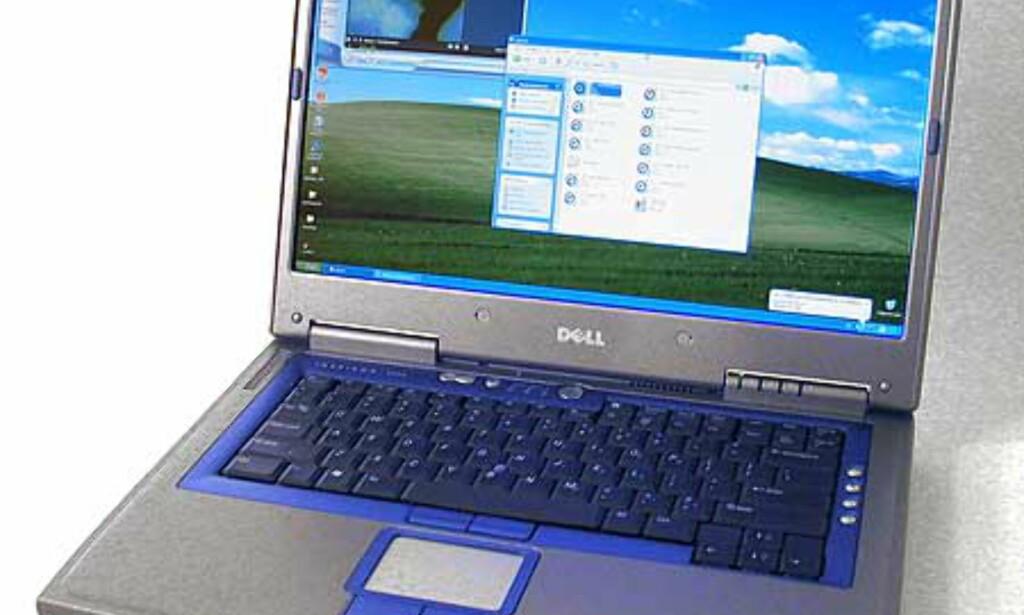 image: Dell Inspiron 8600
