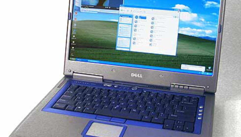 Dell Inspiron 8600