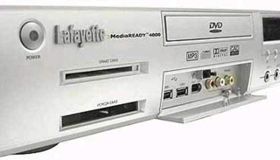 Lafayette MediaReady 4000: Endelig alt-i-ett
