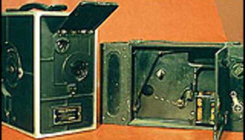 Kodak gir opp filmbaserte kameraer