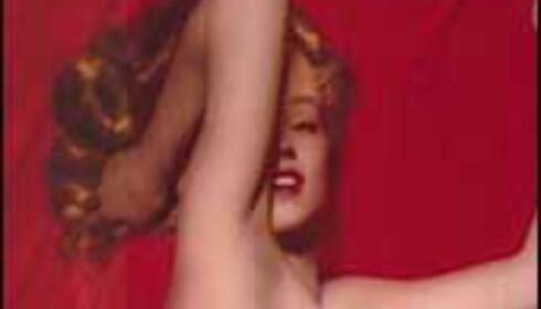 Marilyn Monroe hadde en fortid som nakenmodell, og noen av bildene kan du se på museet. <I>Foto: theeroticmuseum.com</I> Foto: theeroticmuseum.com