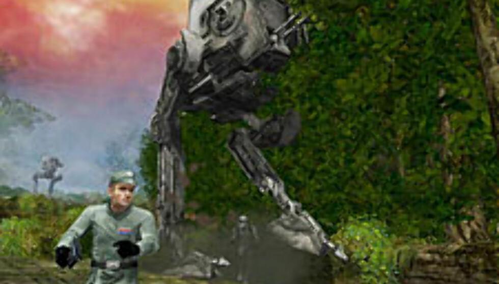 Nye detaljer om Star Wars: Battlefront