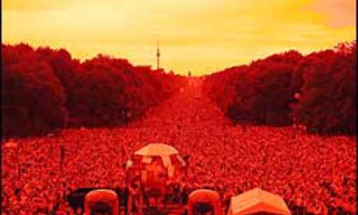 Berlin frister - her fra sommerens Loveparade.