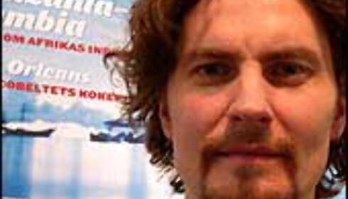 Anders Wyller, redaktør i reisemagasinet Vagabond, vil til Argentina.