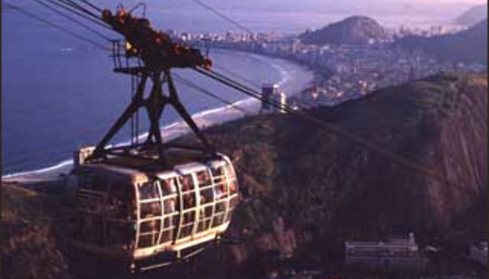 Rio de Janeiro. Foto: www.brazil.org.uk