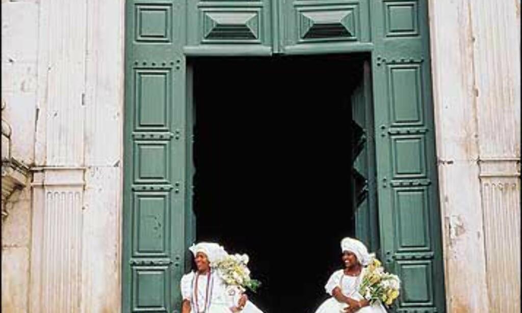 Bahia. Foto: www.brazil.org.uk