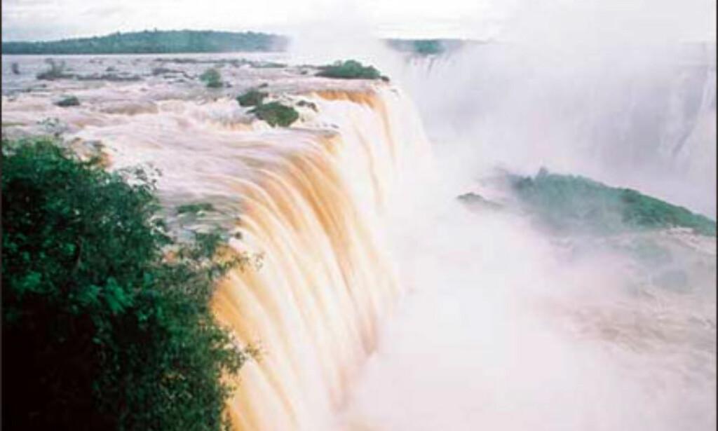 Paraná Foz doIguaçu. Foto: www.brazil.org.uk