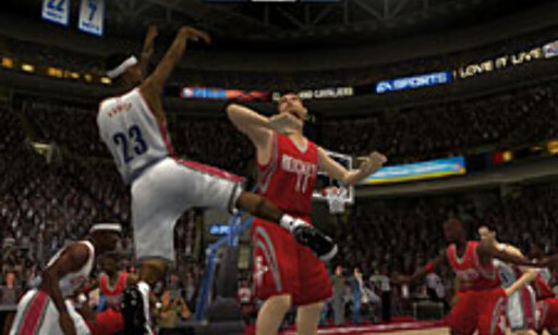 image: NBA Live 2004