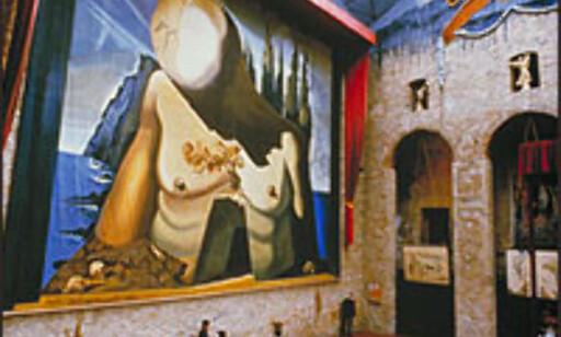 Teatre-Museu Dalí i Figurers endevender alle forventninger du måtte ha til museer.  Foto: Salvador-Dali.org Foto: Fundació Gala-Salvador Dalí