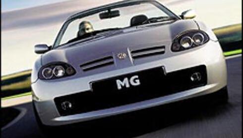 MG-TF: 7 stk